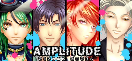 Teaser image for AMPLITUDE: A Visual Novel