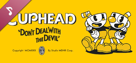 Cuphead - Official Soundtrack cover art