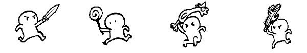 棉花糖混战(Marshmallow Melee)