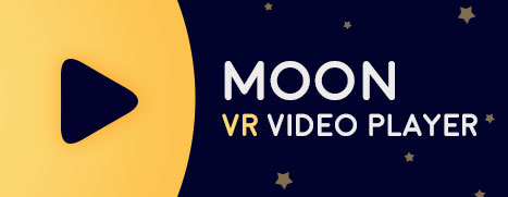 Moon VR Video Player