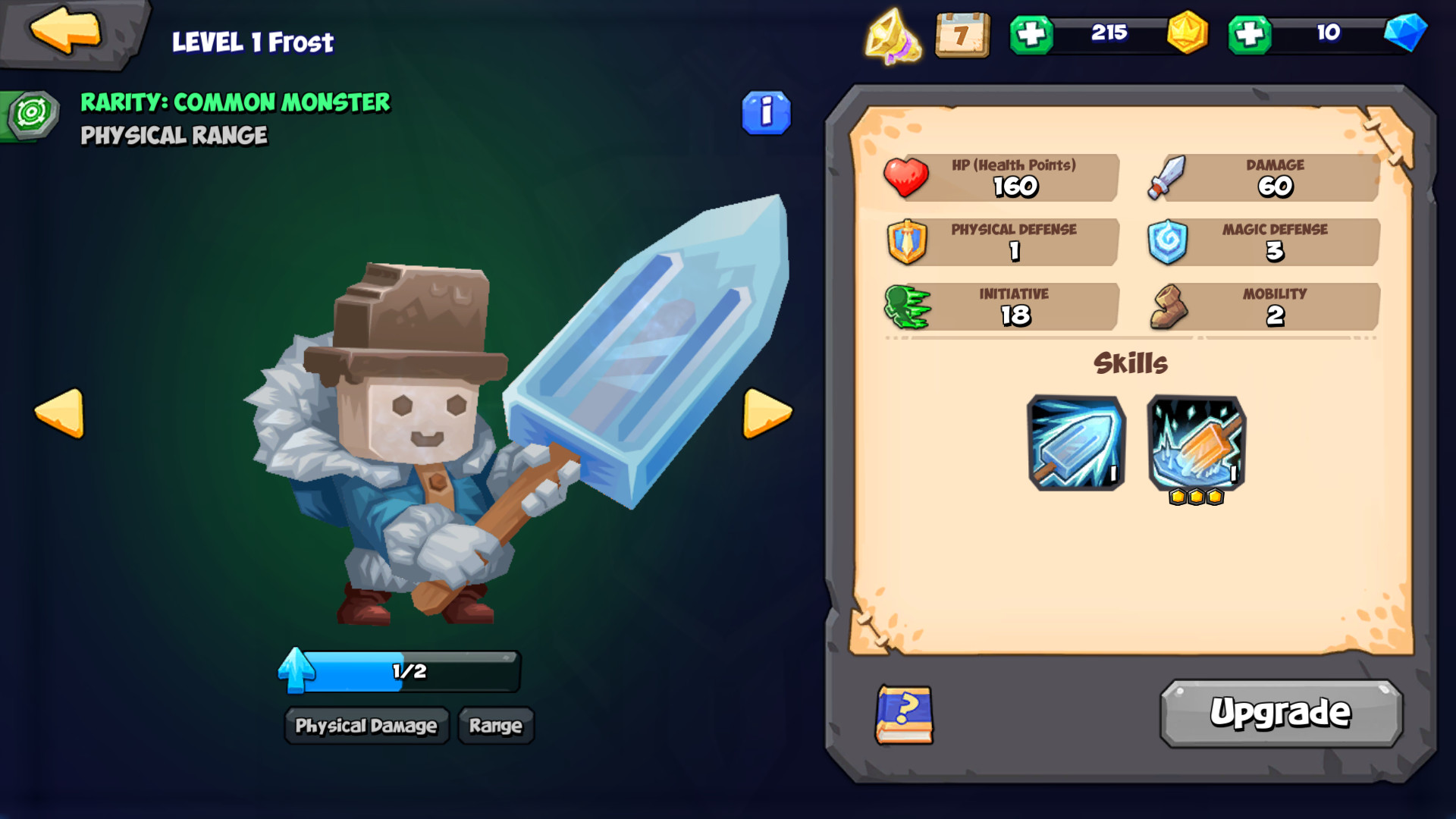 Tactical Monsters Rumble Arena on Steam