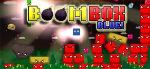 Boom Box Blue! cover art