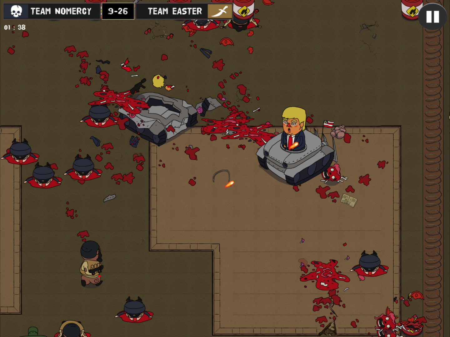 World War Party: Game Of Trump on Steam