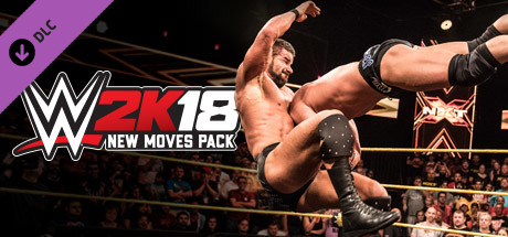 WWE 2K18 - New Moves Pack