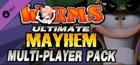 Купить Worms Ultimate Mayhem - Multiplayer Pack DLC