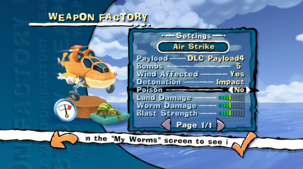Worms Ultimate Mayhem - Customization Pack DLC