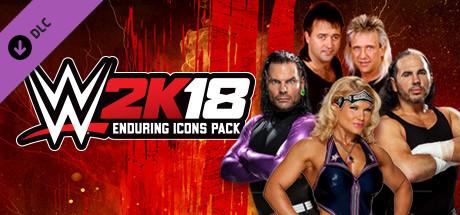 WWE 2K18 - Enduring Icons Pack
