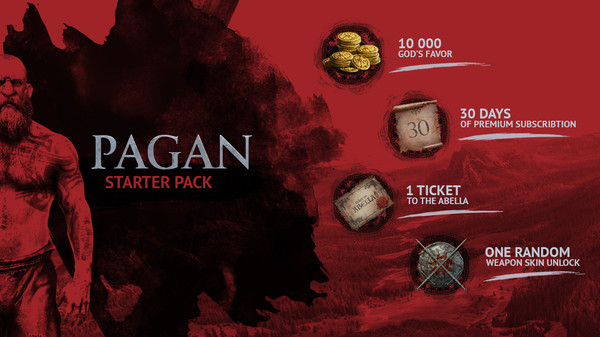 جزئیات Pagan Starter Pack