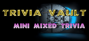 Trivia Vault: Mini Mixed Trivia cover art