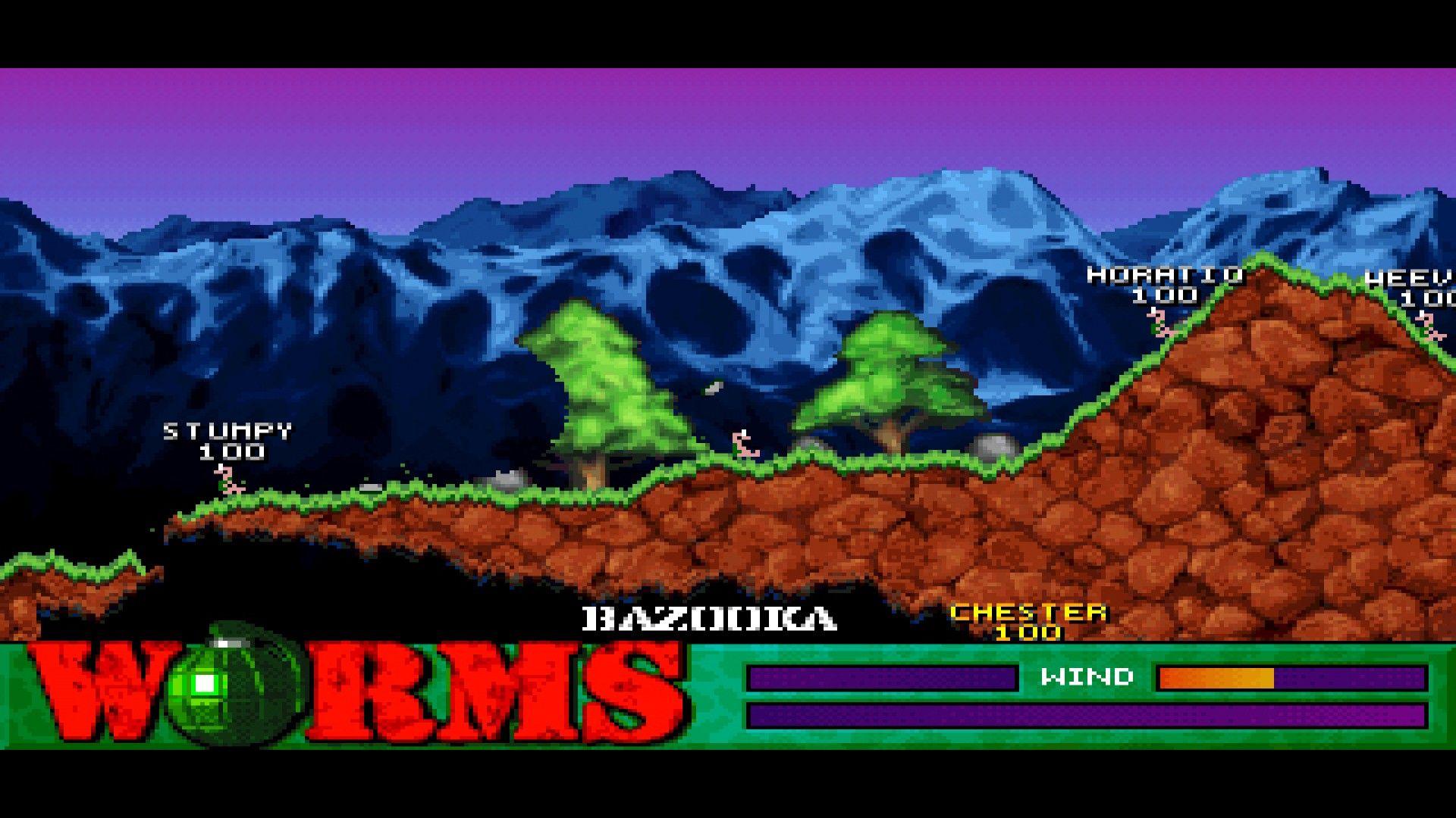 Worms Computerspiel