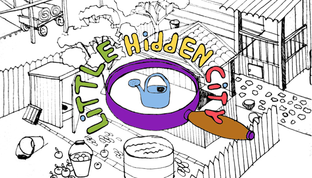 Little Hidden City On Steam