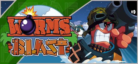 Worms Blast cover art