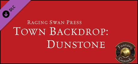 Fantasy Grounds - Town Backdrop: Dunstone (5E)