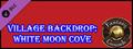 Fantasy Grounds - Village Backdrop: White Moon Cove (5E)-dlc
