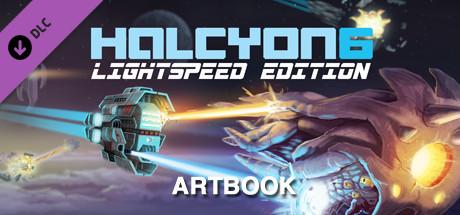Halcyon 6: Lightspeed Edition - Artbook