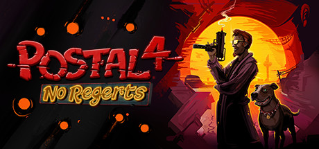 POSTAL 4: No Regerts Capa