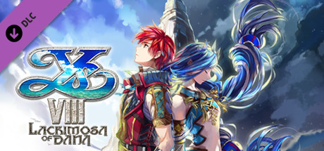 Ys VIII: Lacrimosa of DANA - Tempest Set 5 / 秘薬セット(5)