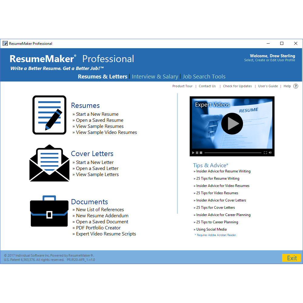 resumemaker u00ae professional deluxe 20 on steam