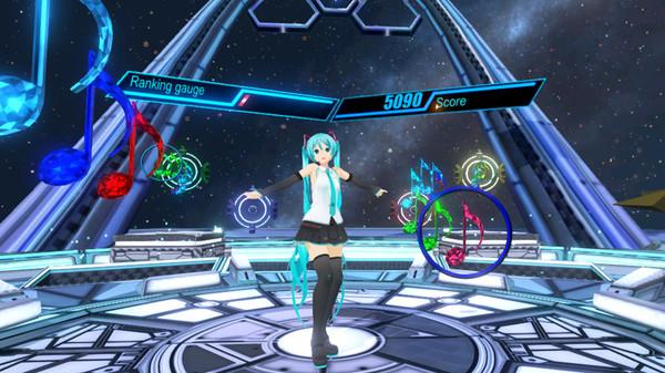 Hatsune Miku VR / 初音ミク VR 1