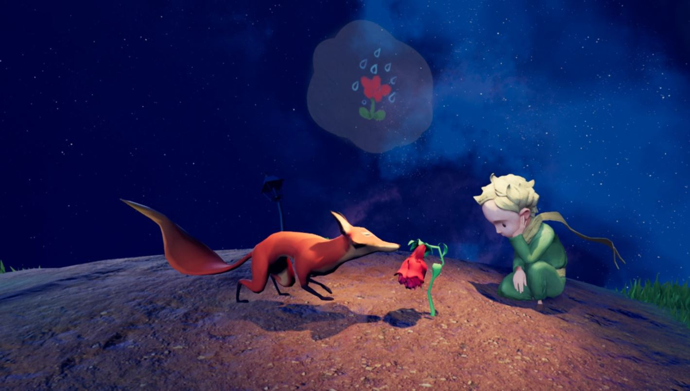 The Little Prince: The Little Prince VR On Steam