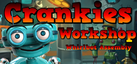 Купить Crankies Workshop: Whirlbot Assembly