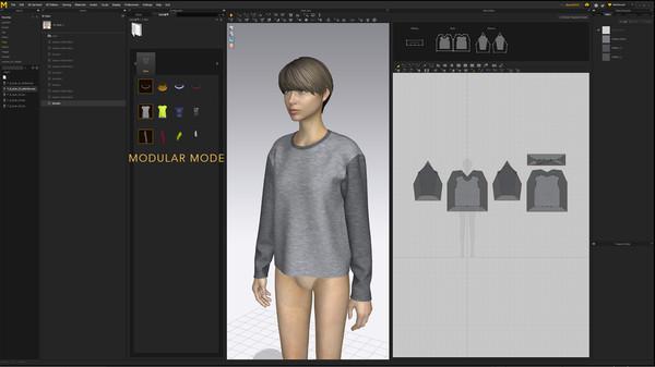 Marvelous Designer 7 For Steam