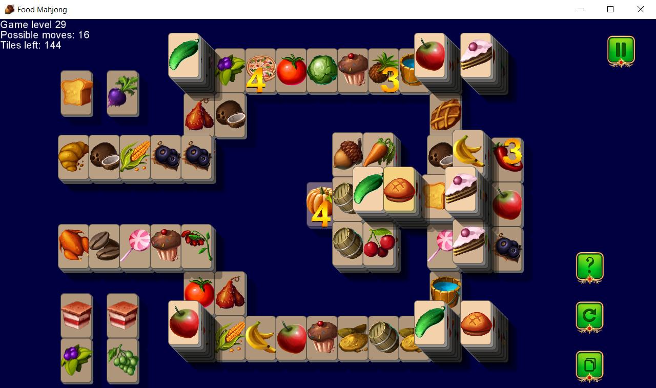 mahjong 16 tiles