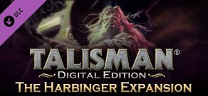 Talisman - The Harbinger Expansion cover art
