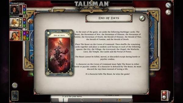 Talisman - The Harbinger Expansion