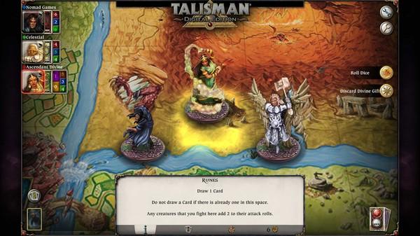 скриншот Talisman - The Harbinger Expansion 5