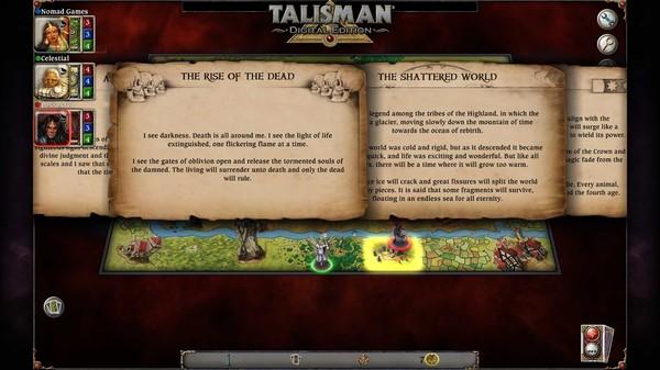 скриншот Talisman - The Harbinger Expansion 0