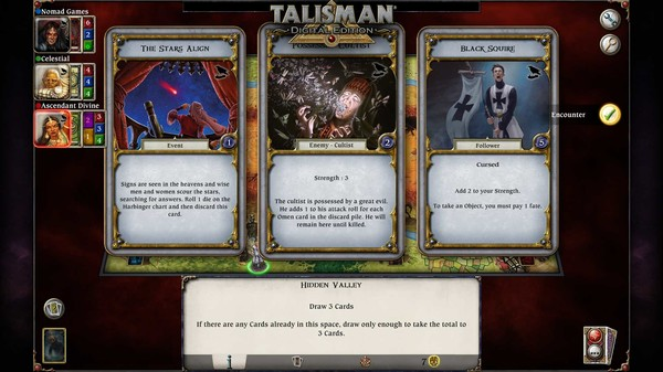 скриншот Talisman - The Harbinger Expansion 4