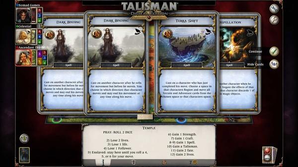 скриншот Talisman - The Harbinger Expansion 3