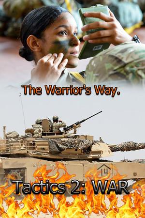 Tactics 2: War poster image on Steam Backlog