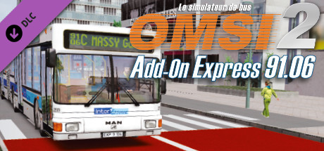 OMSI 2 Add-on Express 91.06