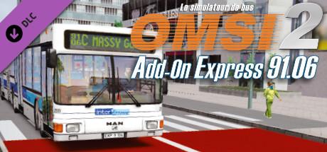 OMSI 2 Add-on Express 91.06