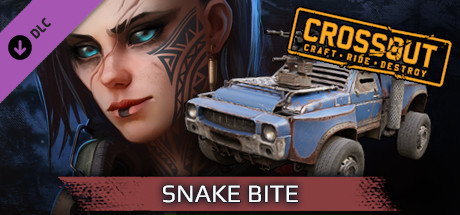 Crossout - Snake Bite Pack · AppID: 708490 · Steam Database