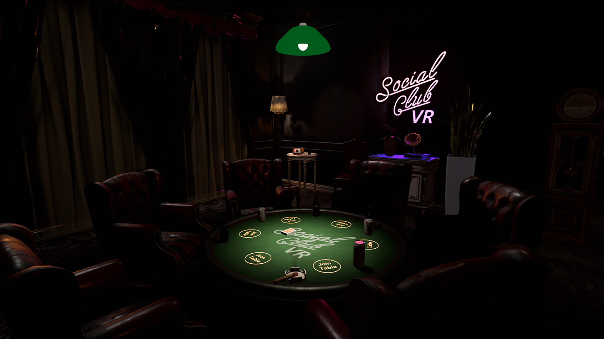 Social Club VR : Casino Nights