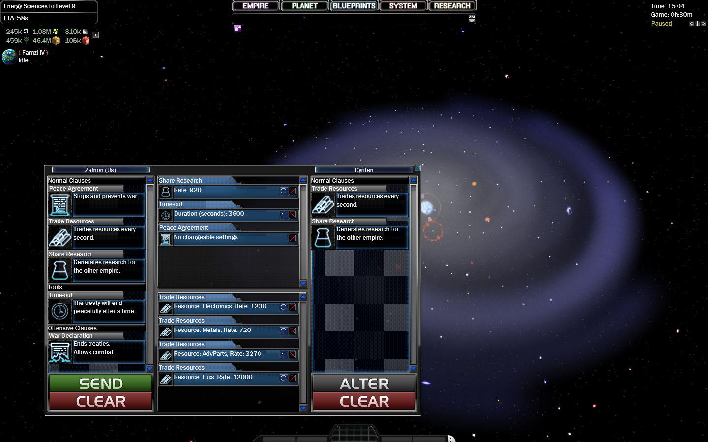 trade ruler game