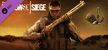 Rainbow Six Siege - Pulse Desert Grit Set