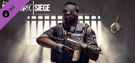 Rainbow Six Siege - Capitao Detainee Set