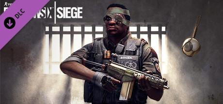 Rainbow Six Siege - Capitao Detainee Set