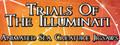 Trials of the Illuminati: Animated Sea Creatures Jigsaws-game