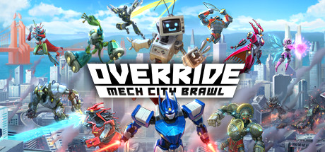 Teaser for Override: Mech City Brawl