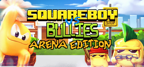 Teaser image for Squareboy vs Bullies: Arena Edition