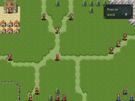 Crimson Sword Saga: Tactics Part I
