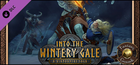 Fantasy Grounds - Into the Wintery Gale (PFRPG)