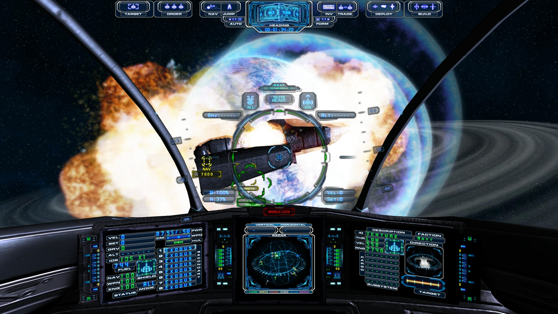 Evochron Mercenary Screenshot 3