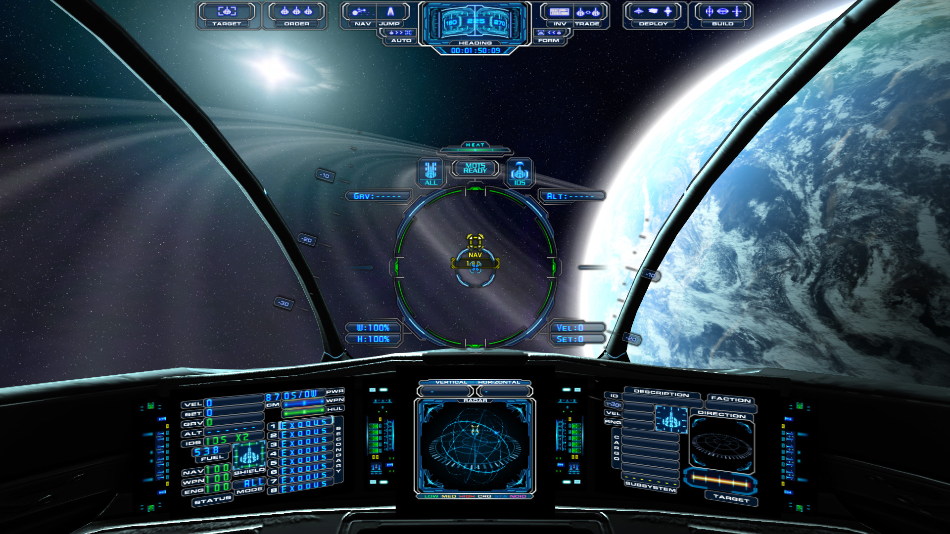 Evochron Mercenary Screenshot 1