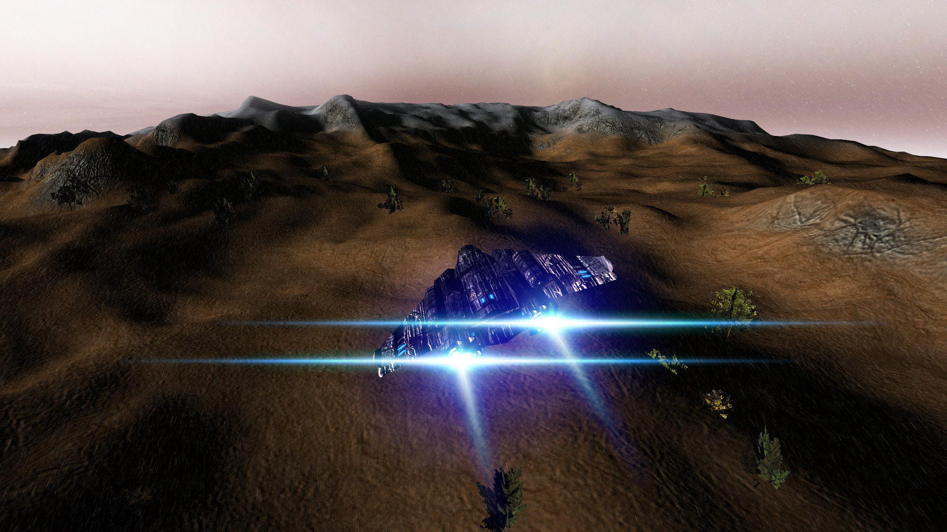 Evochron Mercenary Screenshot 2